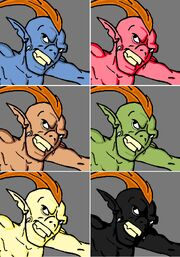 Goblin Colors Big