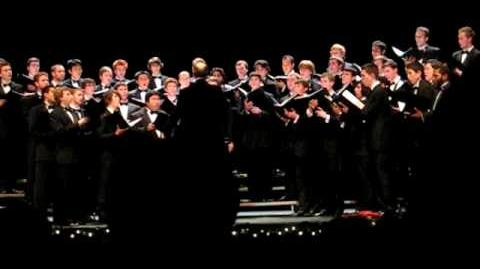 Nowel- The Virginia Glee Club- Christmas Concert 08