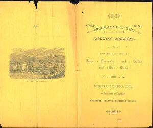 1891 Dec Program