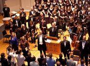 VGC 140th Mozart applause