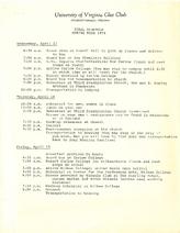 VGC tour 1974 Spring-1
