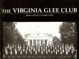 Glee Club 1993-1994 season