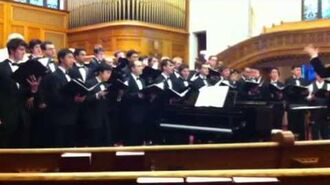 Univ of Virginia Glee Club - Dona Nobis Pacem