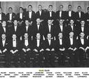 Glee Club 1921-1922 season