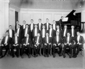 Glee Club 1914