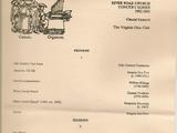 Concert at River Road Baptist Church (1993)