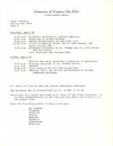 VGC tour 1974 Spring 2