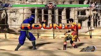 Virtua Fighter 5 Final Showdown Kage Maru