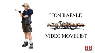 Virtua Fighter 5 FS - Video Movelist - Lion Rafale