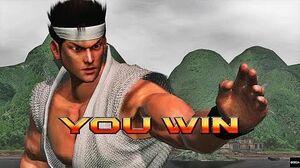 YAKUZA 6 VIRTUA FIGHTER 5 FINAL SHOWDOWN CLUB SEGA PS4 PRO 1080P