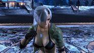 YAKUZA 6 VIRTUA FIGHTER 5 (Vanessa Lewis) Gameplay