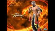 "Virtua Fighter 5 ""El Blaze (Arena)"" Music"