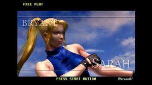 Game Nexus Arcade Intros Virtua Fighter 4 Evolution (2002 Sega AM2 Naomi 2 GD-Rom) Real Hardware