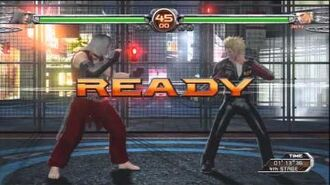 Virtua Fighter 5 Final Showdown (Arcade Mode Gameplay Jean Kujo) HD 720p