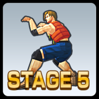 VF2 Trophy Stage 5 Complete