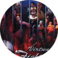 Virtua Fighter 4 Button