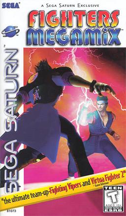 Fighters Megamix Coverart