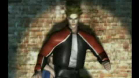 DC Virtua Fighter 3tbCG (DC バーチャファイター3 tb CG)