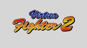 Virtua Fighter 2 Arcade Intro Opening