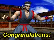 Akira Congrats 1