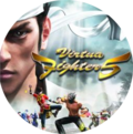 Virtua Fighter 5 Button