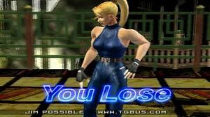 Game Over Virtua Fighter 4 (Failure Compilation)