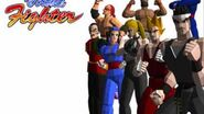 Virtua Fighter OST Theme of Lau
