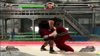Virtua Fighter 5 FS Jeffry Mcwild Gameplay