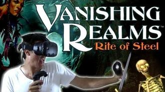 Vanishing Realms Rite of Steel Review HTC Vive Virtual Reality