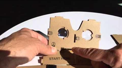Building cardboard time lapse