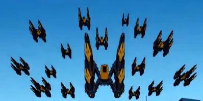 Tetramand Warships