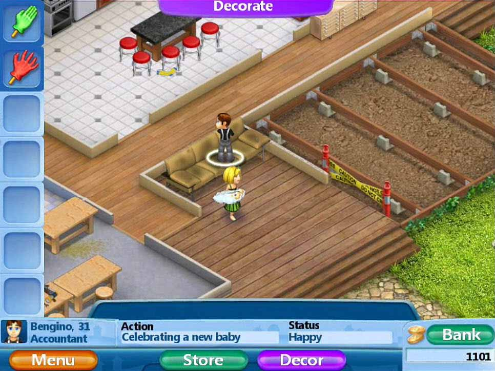 How to become rich on virtual families 2: 4 steps (with pictures).
