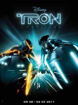 Tron Legacy Intl Poster 2x