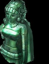 StatueErect