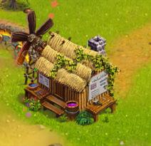 Crafting Hut