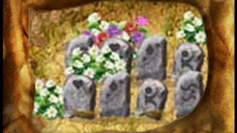 Virtual Villagers 1 Puzzles Milestones Guide 7 The Cemetery