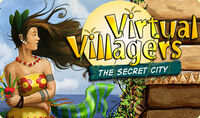Virtual Villagers 3: The Secret City