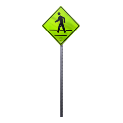 Sign crossing preview
