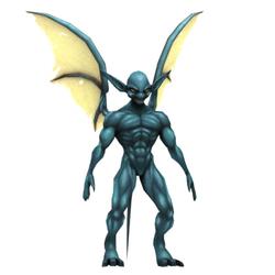 Gargoyle blue preview