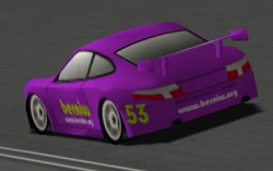 Porsche 911 GT3 RS rear preview