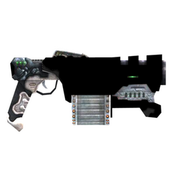 Grenade launcher preview