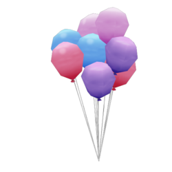 Balloons preview
