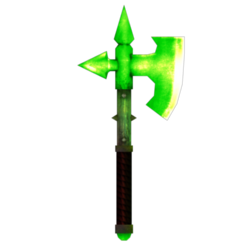 Chaos axe.green skin.preview
