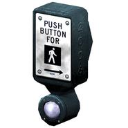 Crosswalk button redirect