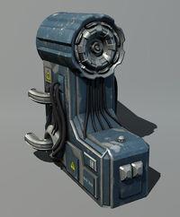 Turbine-textured