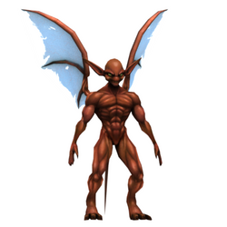 Gargoyle red preview