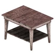 Shelf table redirect