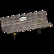 Street bench redirect