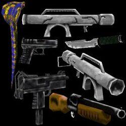 Openquartz weapons preview