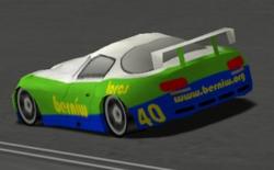 Viper GTS-R rear preview
